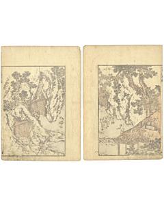 hokusai katsushika, gold mine, manga