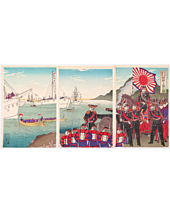 japanese history, battle, japanese imperial army, battleship, meiji period