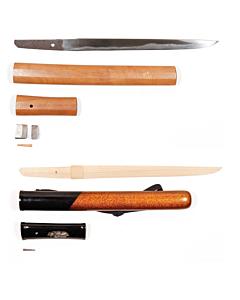 japanese dagger, tanto, japanese swordsmith, artisan, muromachi