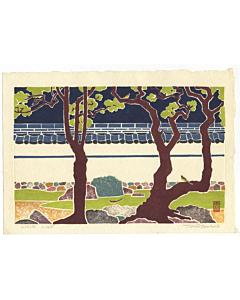 toshi yoshida, white wall, abstract