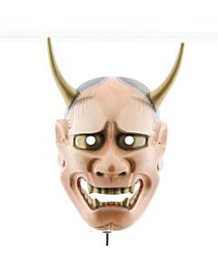 Hannya, Noh Theatre Mask, Woman, Demon, Japanese antique, Japanese art