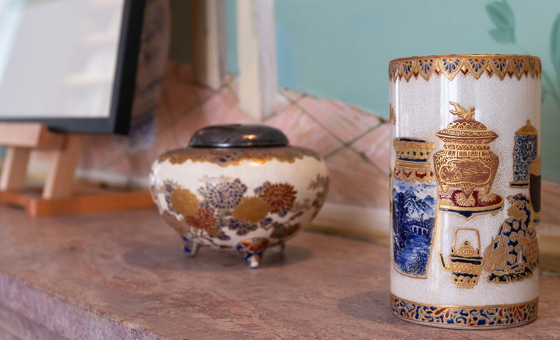 japanese ceramics, art valuation