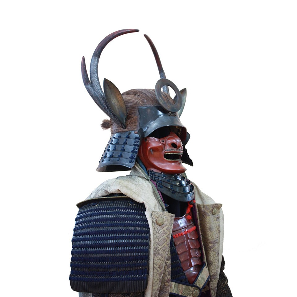 japanese armour, yoroi