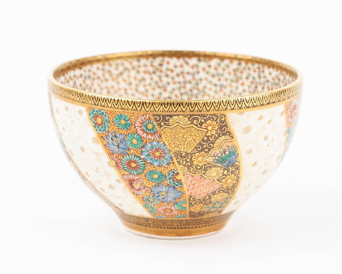japanese satsuma, ceramics