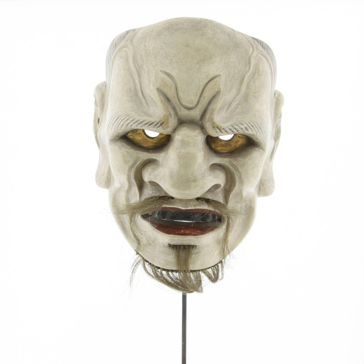 japanese theatre mask, kyogen